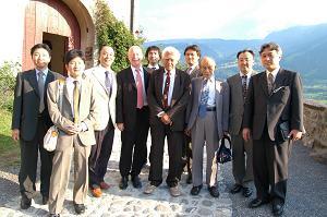 2005年スイス・リヒテンシュタイン訪問