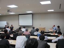 2014年12月13日秋葉葉原UDXにて第3回JDA定例例会が開催されました。