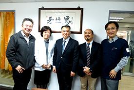2016年12月23日~26日 台湾研修報告